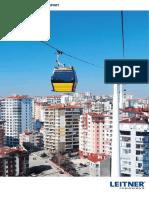 Ropeways in Urban Transport