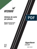 Manual HT200 ES