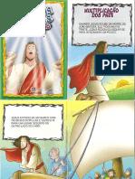 Histórias Bíblicas - Multiplicação dos Pães.doc