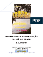 Conhecendo a Congregação Cristã do Brasil - S. V. Milton.doc
