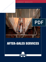 After-sales Service Aft