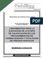 Aprueban Los Lineamientos Para La Ejecucion de La Etapa de Resolucion Ministerial No 0242 2016 Minagri 1389242 1