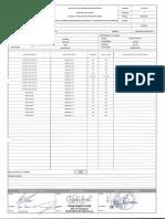 Protocolos de Prueb. de Cont. Montante Acc