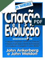John Ankerberg, John Weldon - OS FATOS SOBRE Criação e Evolução