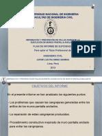 Presentación 100% - Jorge Palomino