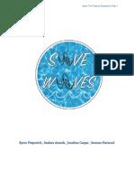 save the waves - proposal - google docs