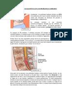 La Resonancia Magnética en Los Problemas Lumbares