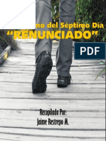 Jaime Restrepo - Adventismo del Séptimo Día Renunciado
