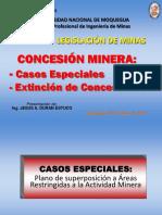 Clase 03_Concesiones Mineras - Casos Especiales 03
