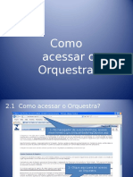 Manual Orquestra Registro de Objeto
