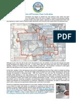 Freeport Water Pressure Zone Letter