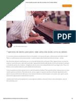 7 Ejercicios de Dedos Para Piano_