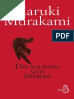 Des hommes sans femmes - Haruki Murakami.pdf