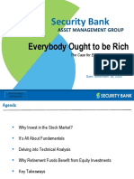 Everybody Ought to Be Rich the Case for Equities in Your Portfolio