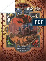 Between Sand and Sea - Mythic Africa