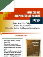 Infecciones Respiratorias Agudas en Niños 2017