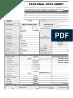 CS Form No. 212