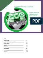 Equipo #9 Material Deportivo Con Material Reciclado