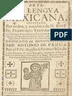Gramática Náhuatl