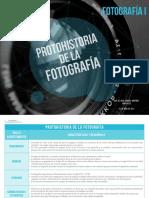 Protohistoria de la fotografía
