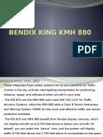 Bendix King - Kmh880