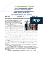 Pa Environment Digest May 29, 2017