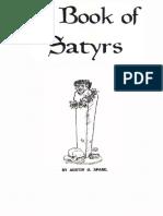 Austin Osman Spare - A Book of Satyrs