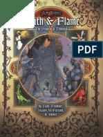 Faith and Flame - The Provençal Tribunal