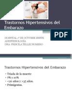 Fisiopatología de la hipertensión gestacional no proteinúrica