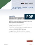 Howto Awplus Config VPN Amf Network Reva 0