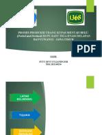 Proses Produksi Pembekuan Udang Pnd