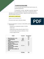 Ejercicios de Clasificacion Rmr (Practica 2016)