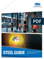 BPS SteelGuide2013 Piping Datasheet