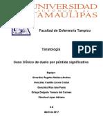 Caso Clinico Tanatologia