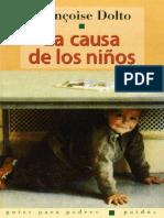 Dolto - La Causa de Los Niños