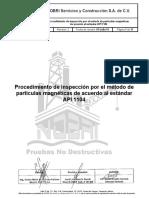 PND-PR-14 API 1104