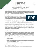 Anexo 5 Instrucciones Para La Prevención y Control Integral de Vectores CHIKV 2014