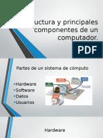 Arquitectura de Computadoras y Dispositivos (Hardware y Software)