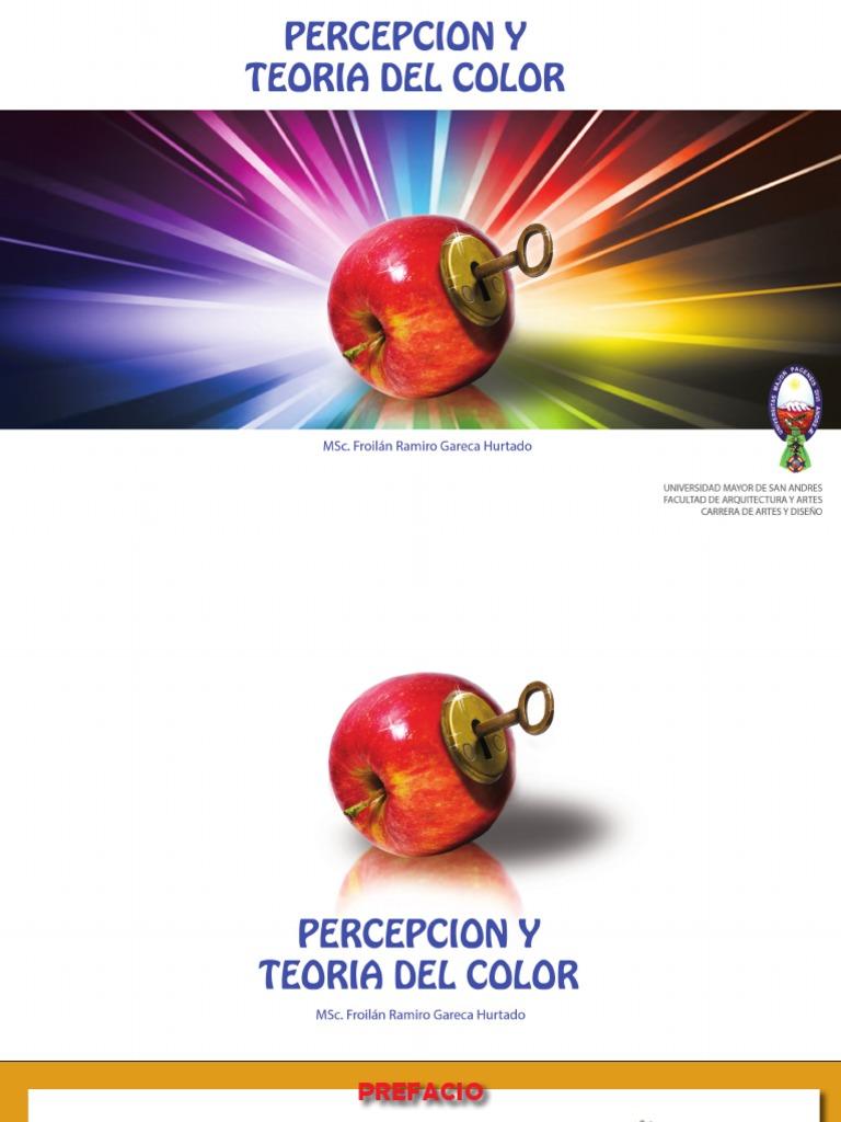 Percepcion y Teoria Del Color