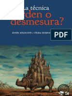 A. Yañez. La Tecnica - Orden O Desmesura.pdf