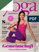 Yoga Journal Germany Mai-Juni 2017