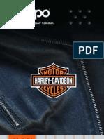 2007 Harley Davidson Zippo Catalog