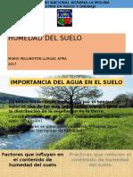 Humedad Del Suelo 2017-1