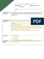 learning plan format  1 2