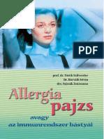 Török Horváth Fajcsák Allergia Pajzs