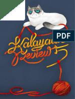 Kalayaan Review, Issue No. 5