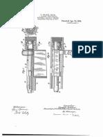 Mauser Bolt Rotatable Us1180785