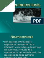 Tema 10 Neumoconiosis - Silicosis y Antracosis