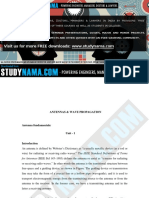 Ece - Antennas & Wave Propagation