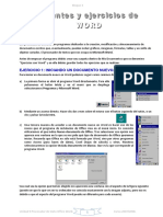 Bloque 3 Unidad 9 Procesador de Texto Office Word